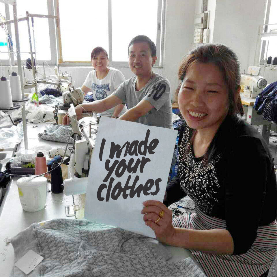 bonniemob factory workers showing who made your clothes for fashrev