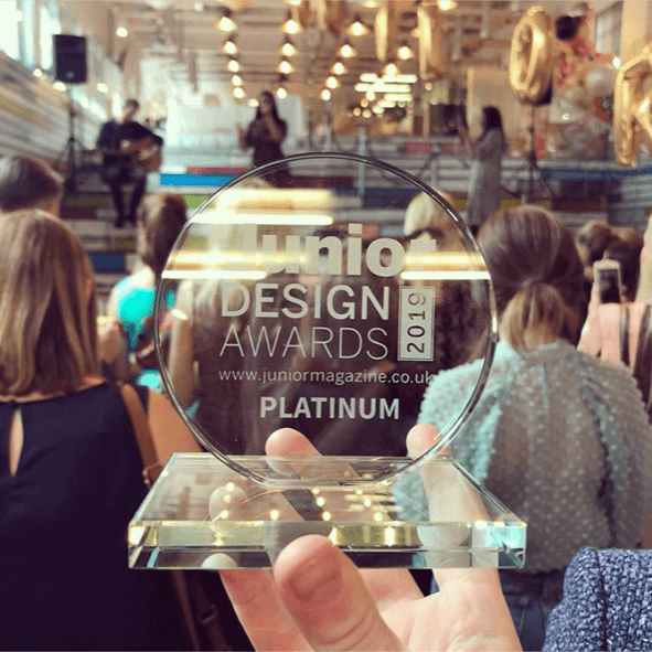 junior design awards - winners of best baby fashion brand 2019