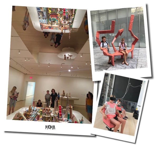 MUSEUM OF MODERN ART NEW YORK (MOMA) - THINGS TO DO WITH KIDS