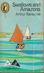 Best kids adventure books - swallows and amazons