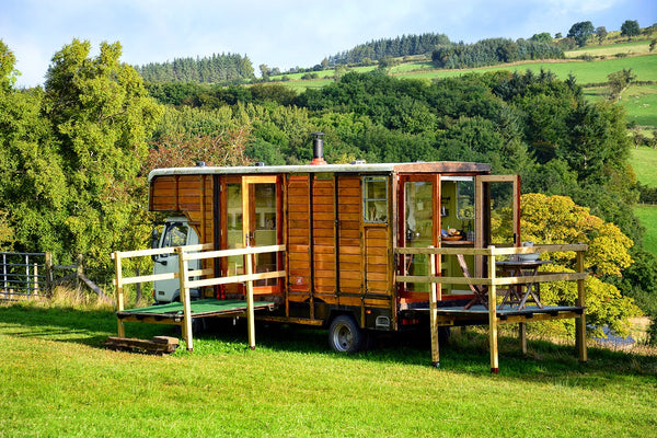 Wanderoo Family Glamping Wales UK