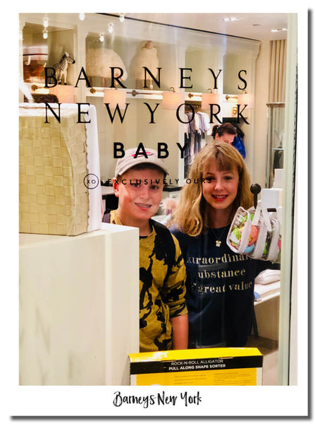 WHERE TO SHOP IN NEW YORK - BARNEYS