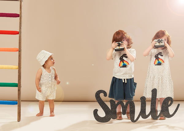 SS17 summer collection of designer baby and kids clothes