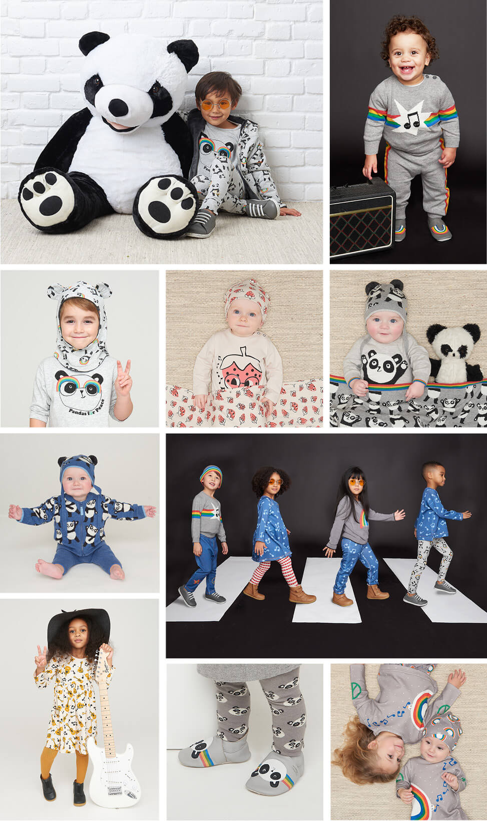 The bonnie mob aw19 collection for baby and kids