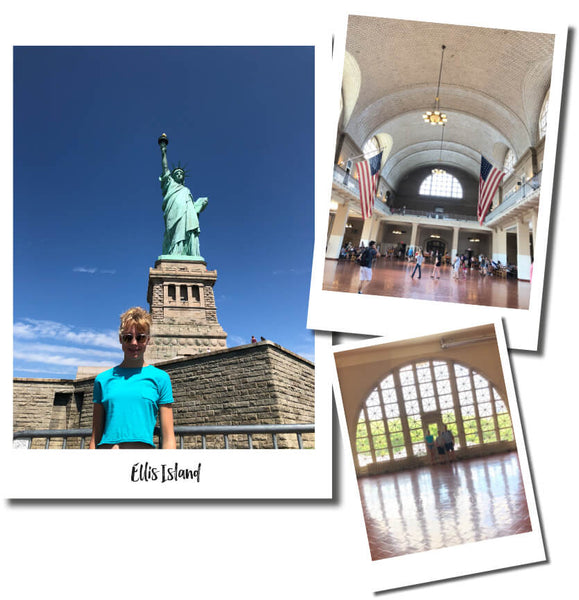THINGS TO DO IN NEW YORK WITH KIDS - ELLIS ISLAND
