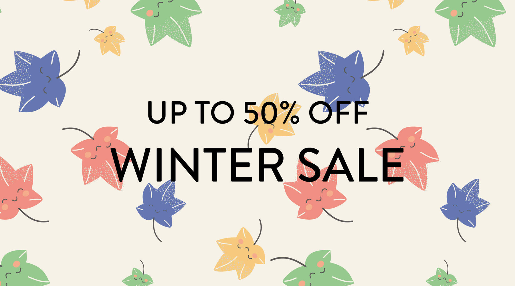 half price sale on baby and kids sustainable clothing