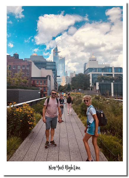 NEW YORK HIGH LINE - THINGS TO DO WITH KIDS