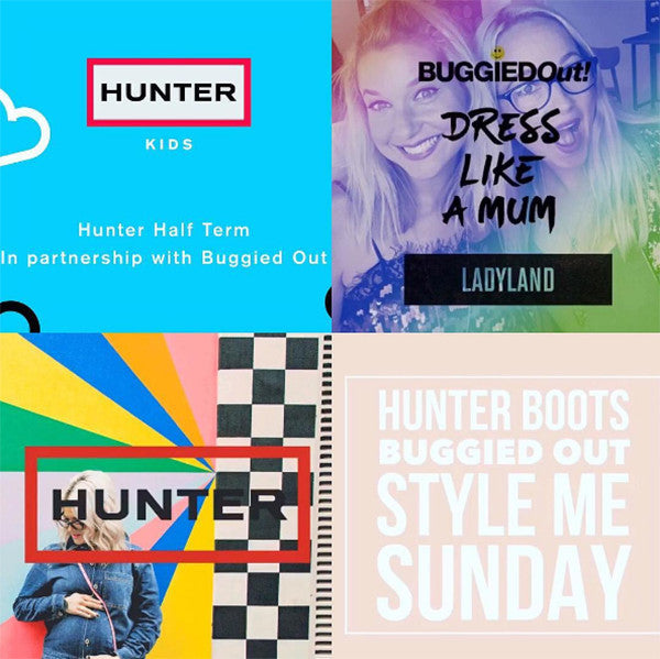 Event for kids and parents in London - Hunter boots, Mother Pukka