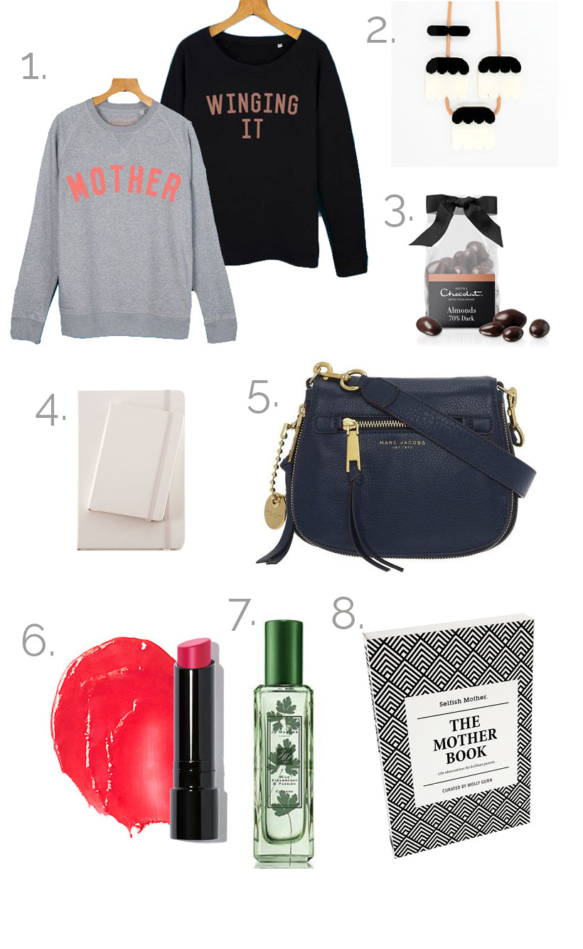 mothers day wishlist gift ideas