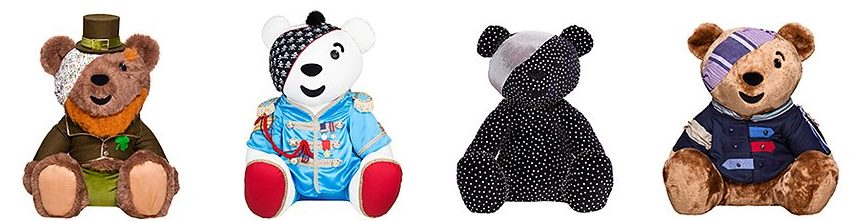 BUILD A BEAR FOR CHILDREN IN NEED
