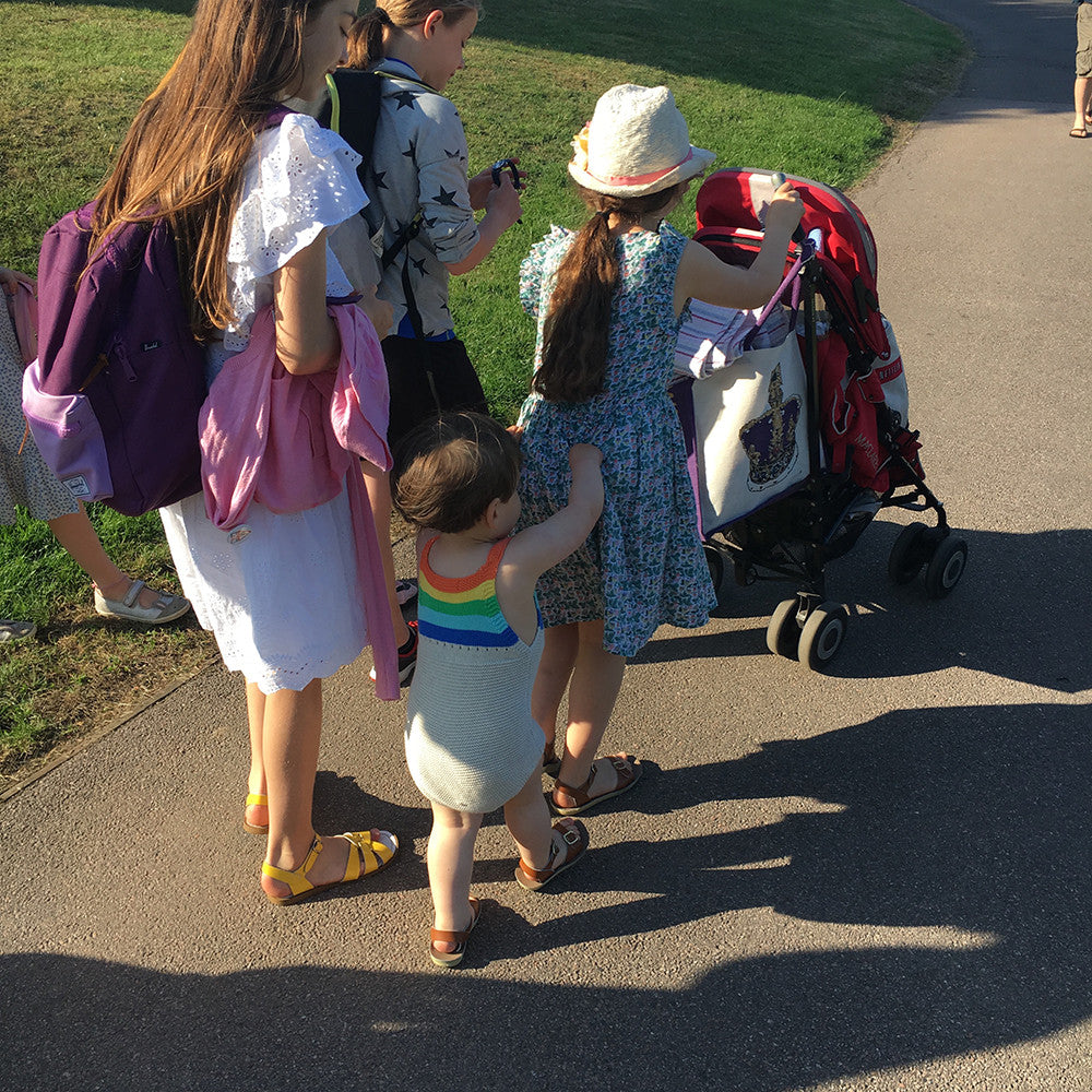 Hampstead Heath family walks - activities with kids in London