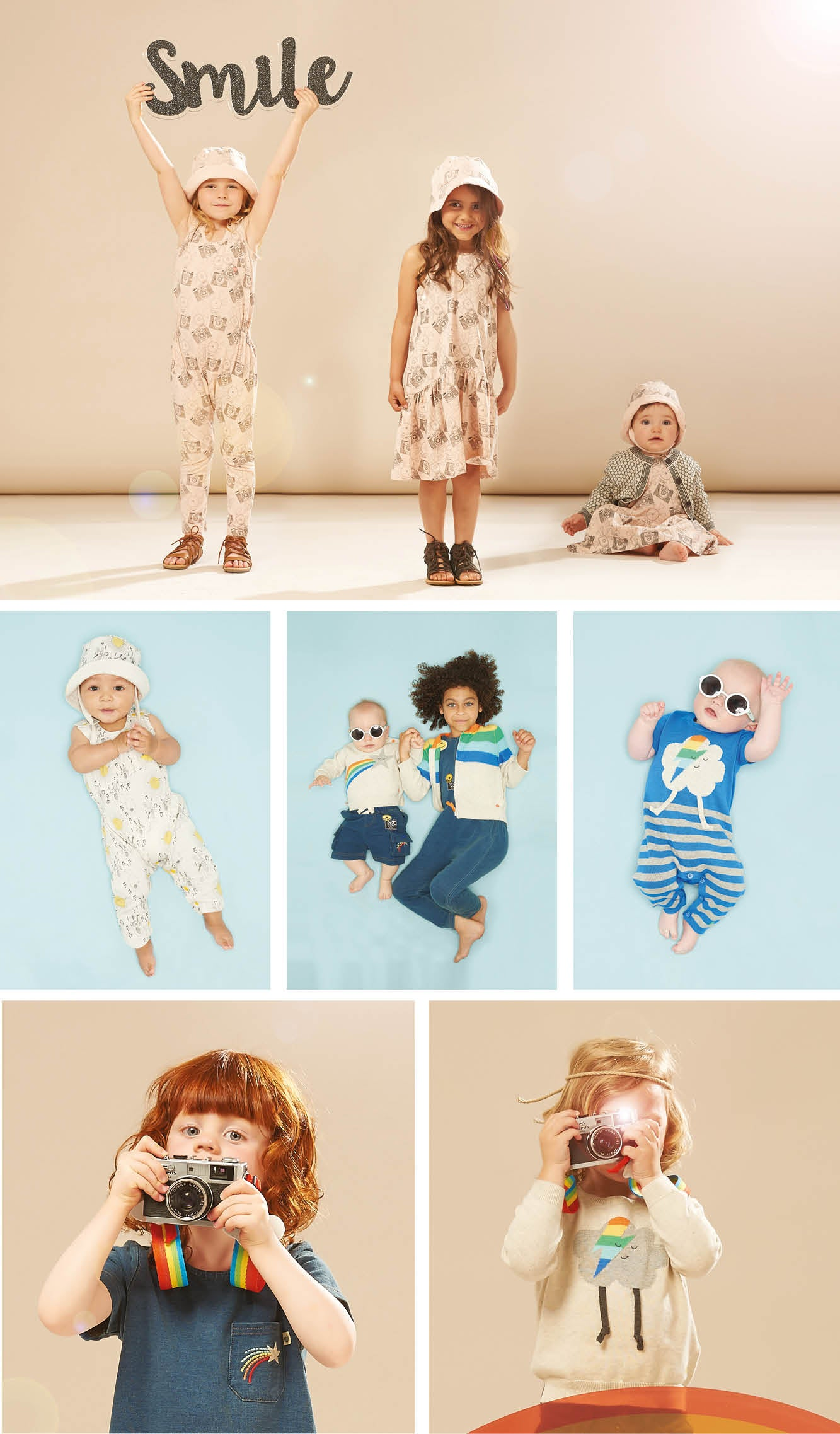 summer clothes for babies boys and girls from the bonniemob