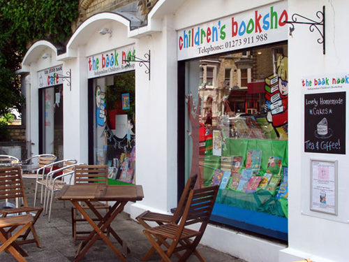 the book nook childrens bookshop hove