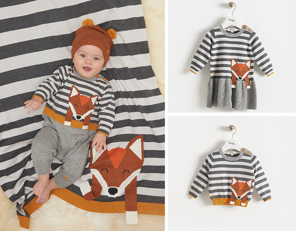 unisex baby fantastic mr fox clothes