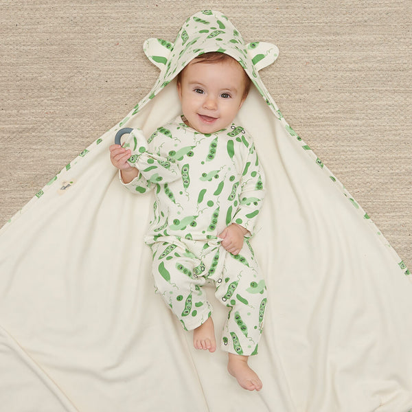 CEDAR - Baby Playsuit PEA - The bonniemob