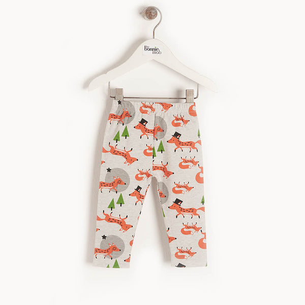COPPICE - Kids Legging  FOX - The bonniemob