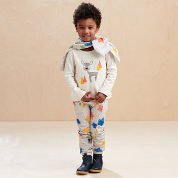 PLUTO - Kids Hoodie  GREY - The bonniemob