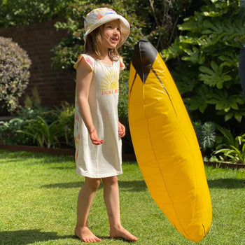 PARADISE - Kids Sunhat SUNSHINE - The bonniemob