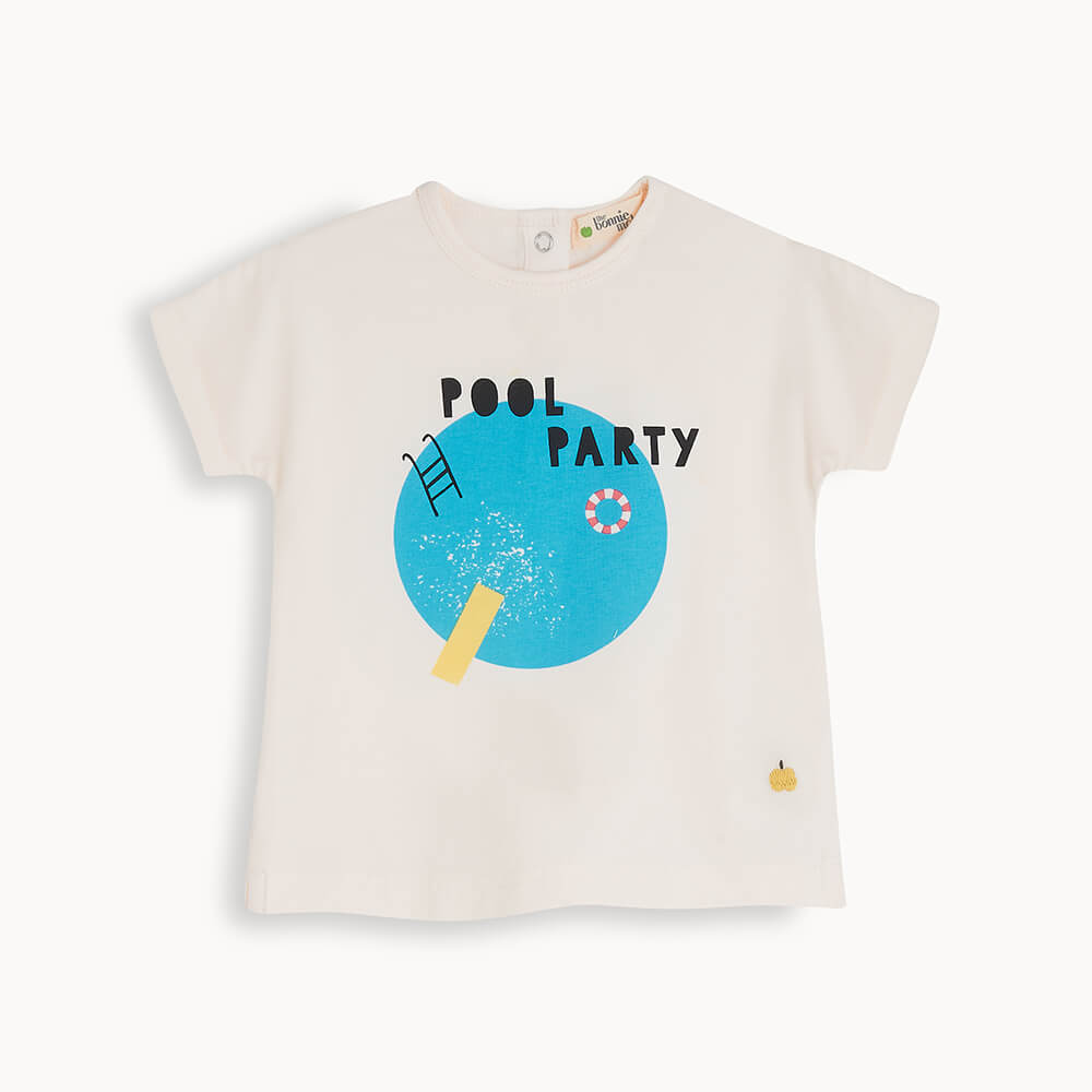 PERCY - Kids T-Shirt POOLS - The bonniemob