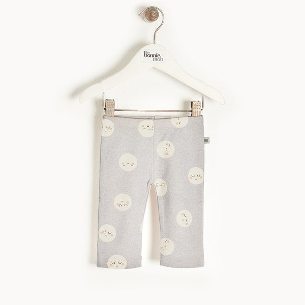 SOLAR - Baby Legging GREY - The bonniemob