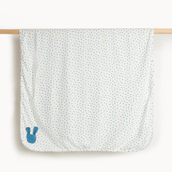 SWEETS - Baby Bunnies Blanket BLUE