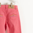 SMARTIE - Regular Fit Baby Girl Jeans - Raspberry