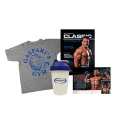 90 Days to a Classic Physique: EBOOK, T-Shirt & Shaker