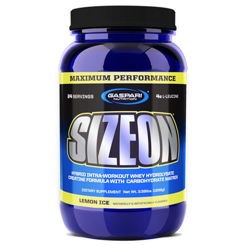 SizeOn® Maximum Performance