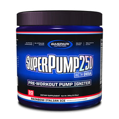 SuperPump 250 with DMAA