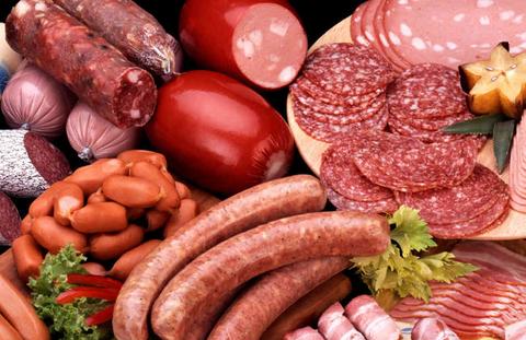 processed deli meats toxins