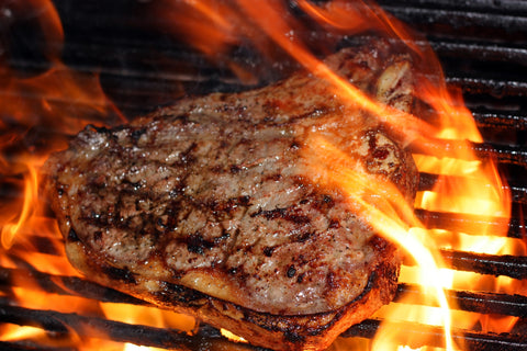 grilling meat toxins
