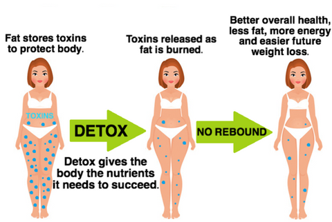 fast weight loss detox