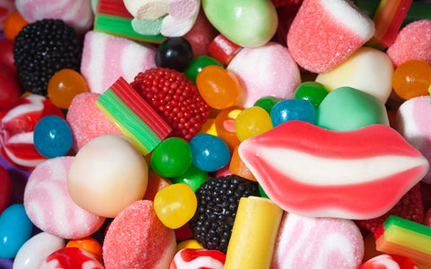 toxins in sweets