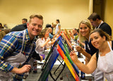 kansas city client appreciation events painting parties kansas city
