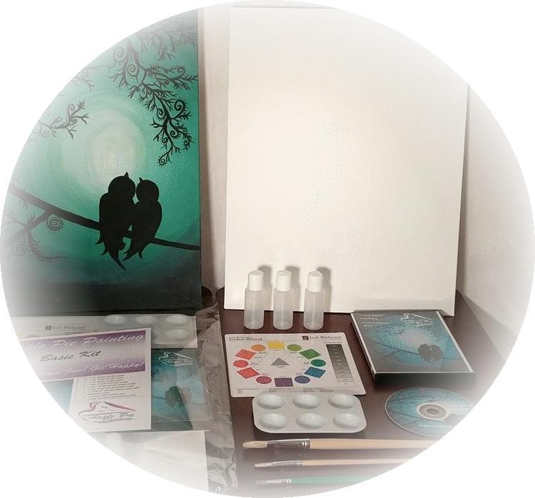 DIY Painting Kit