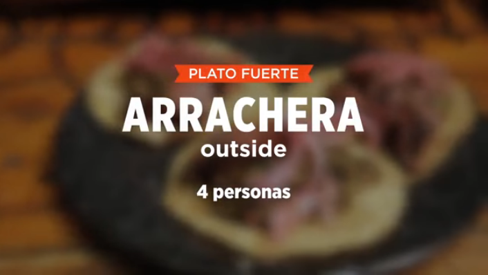 ARRACHERA OUTSIDE | SMP