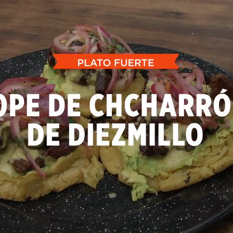 SOPES DE CHICHARRÓN DE DIEZMILLO | SMP