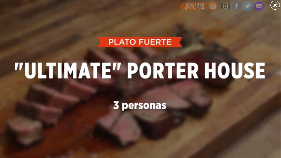 ULTIMATE PORTERHOUSE | SMP