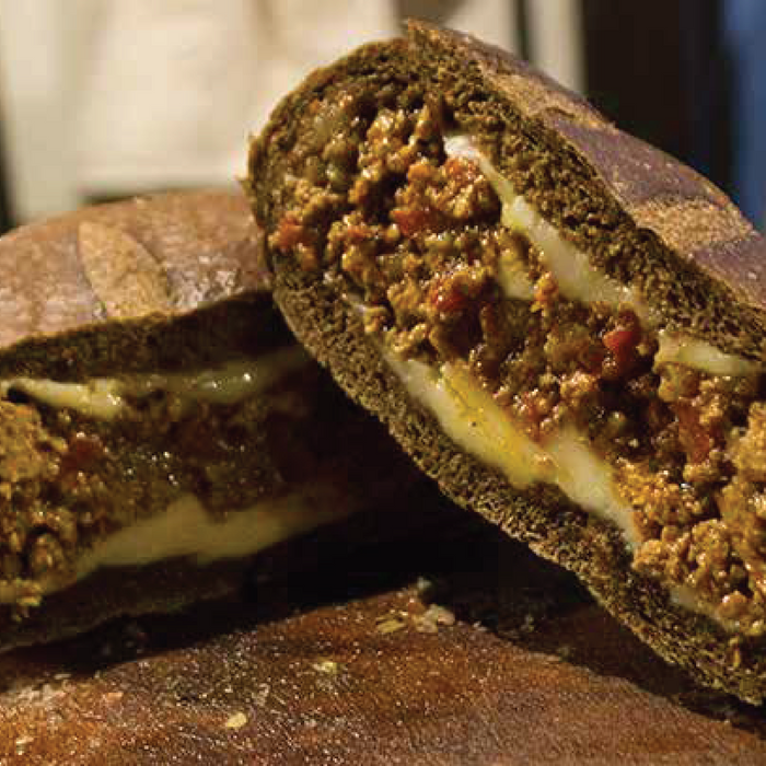 PAN CAMPESINO RELLENO DE SLOPPY JOE | SMP
