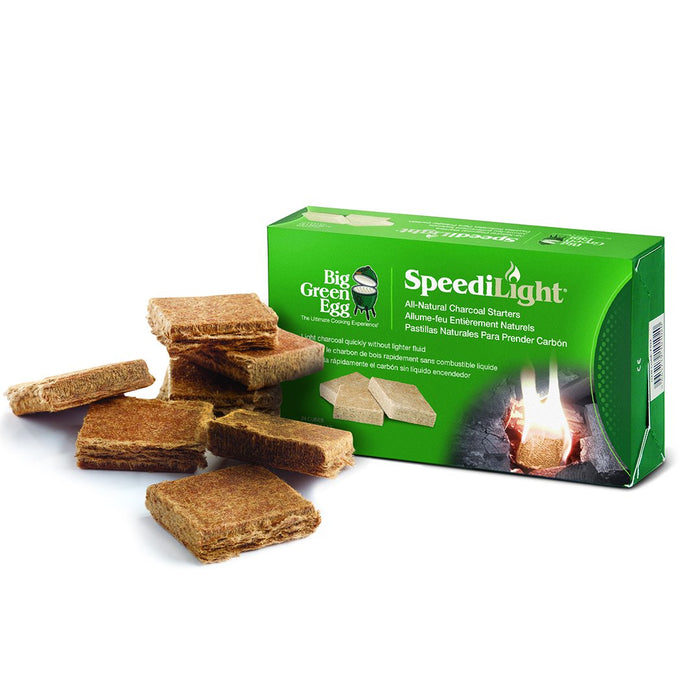 All Natural SpeediLight Charcoal Starters - SOCIEDAD MEXICANA DE PARRILLEROS