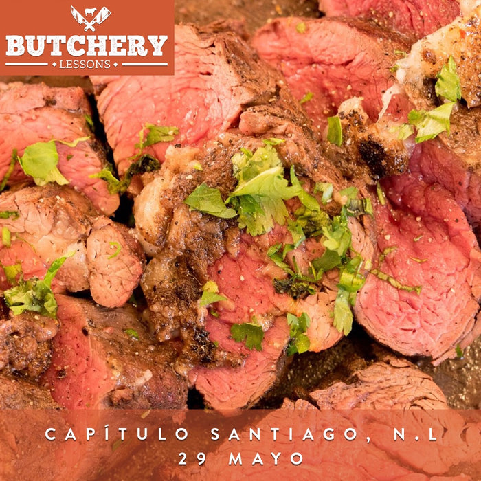 Butchery Lessons | Santiago | 29 Mayo