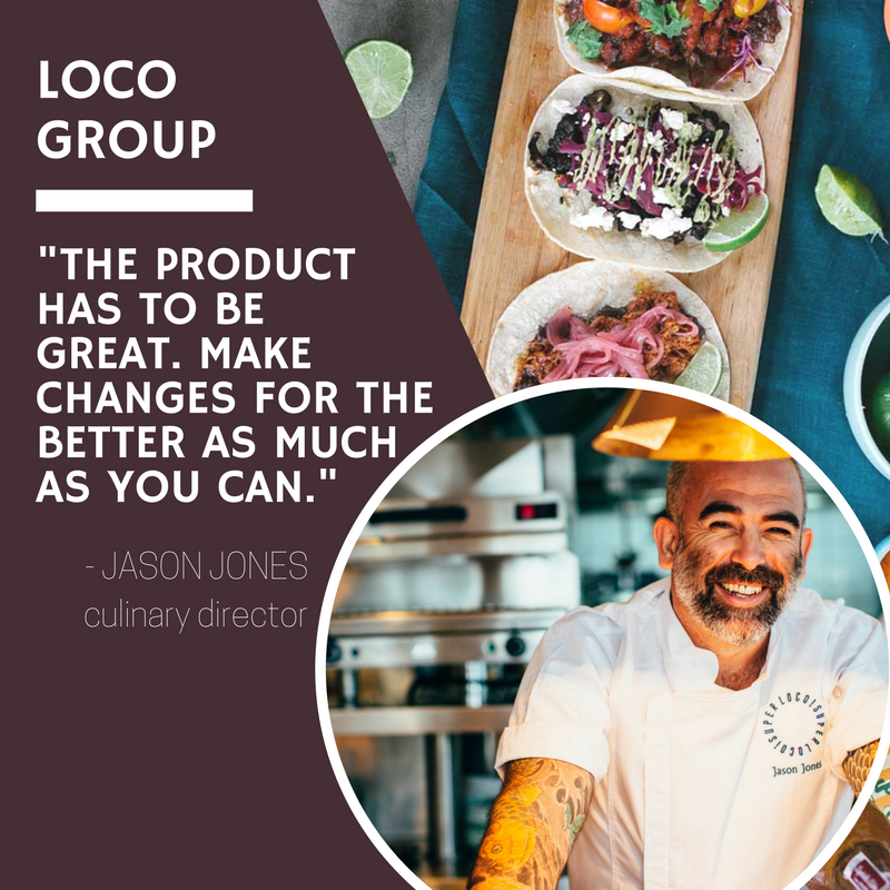 Secrets to Success: Jason Jones, Loco Group
