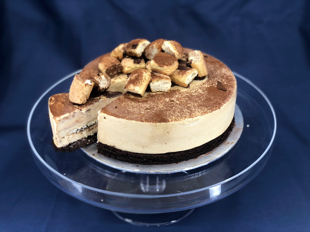 New Tiramisu Ice Cream Cake