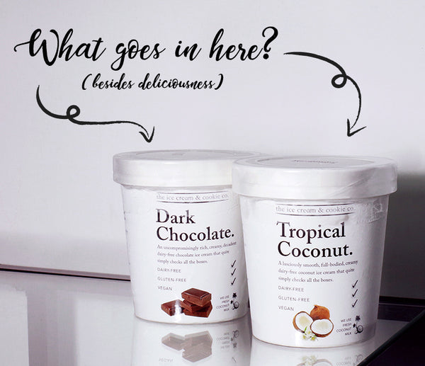 Are All Ice Creams Created Equal? – The Ice Cream & Cookie Co