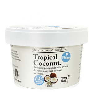 Vegan Tropical Coconut Cup