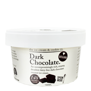 Vegan Dark Chocolate Cup