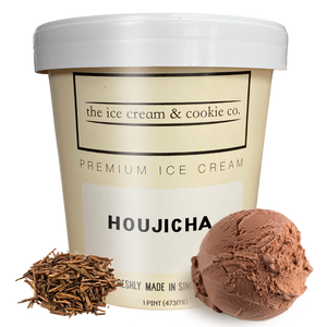 Limited Online Exclusive - Houjicha Gelato