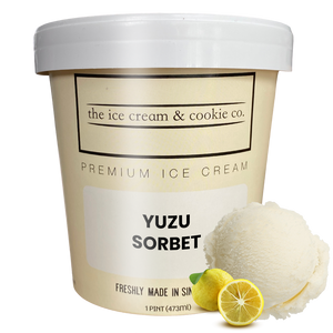 Limited Edition - Yuzu Sorbet