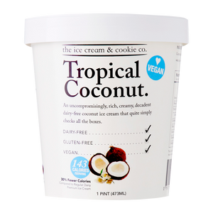 Vegan Tropical Coconut
