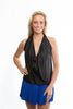 Ramy Brook Black Harriet Top